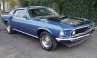 1969 Mustang Mach 1 428 CJ
