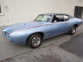 1969 GTO 400 4 speed