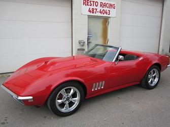 1969 Corvette Custom