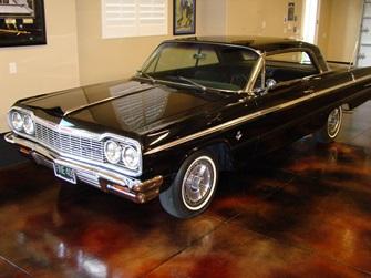 1964 SS 409 Impala