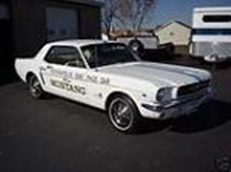 64 1/2 Mustang Pace Car