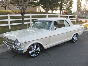 1962 Chevy ll Custom