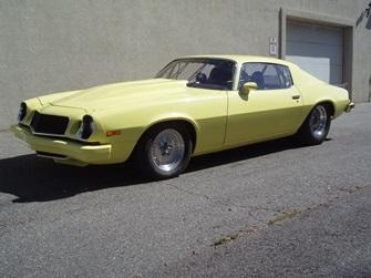 1974 Pro Street Camaro