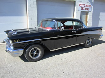 1957 Chevy HT