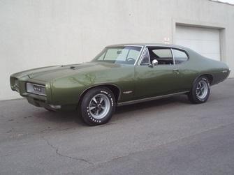 1968 GTO HT