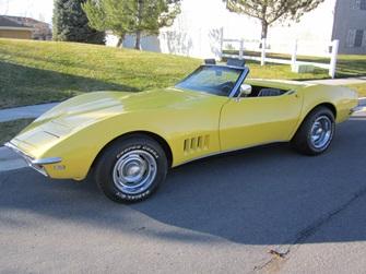 1968 Corvette Conv