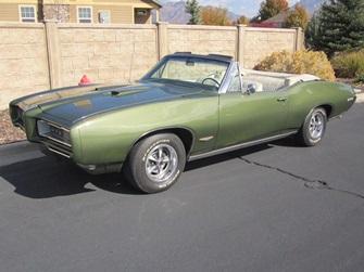 1968 GTO Convertible