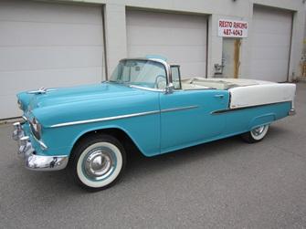 1955 BelAir Convertible