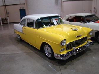 1955 BelAir Custom
