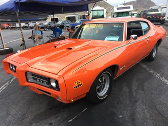1969 GTO Judge HT