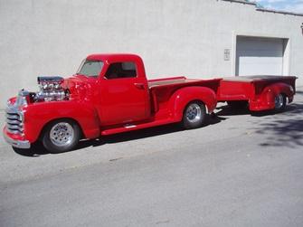 1953 Chevrolet Custom Truck