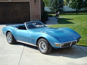1971 Corvette Convertible