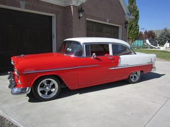 1955 BalAir Custom