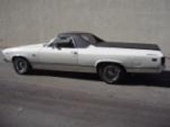 1969 El Camino SS396